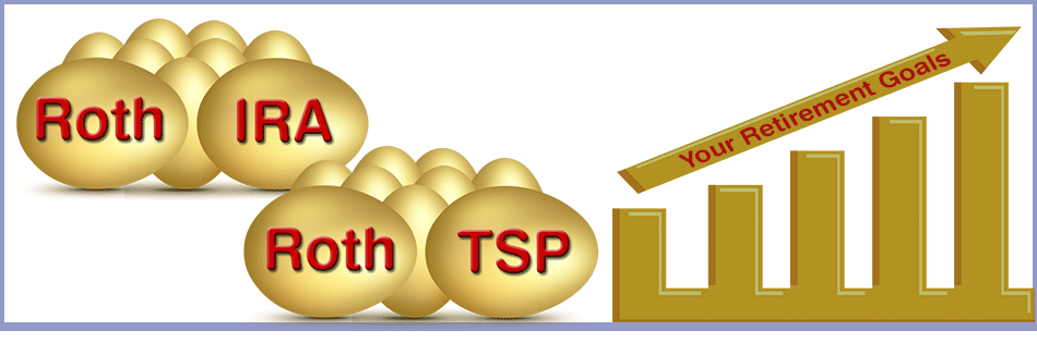 Retirement Benefits Institute - Roth TSP and IRA