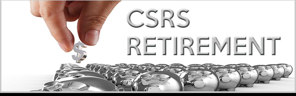 Retirement Benefits Institute - CSRS Retirement Eligibility