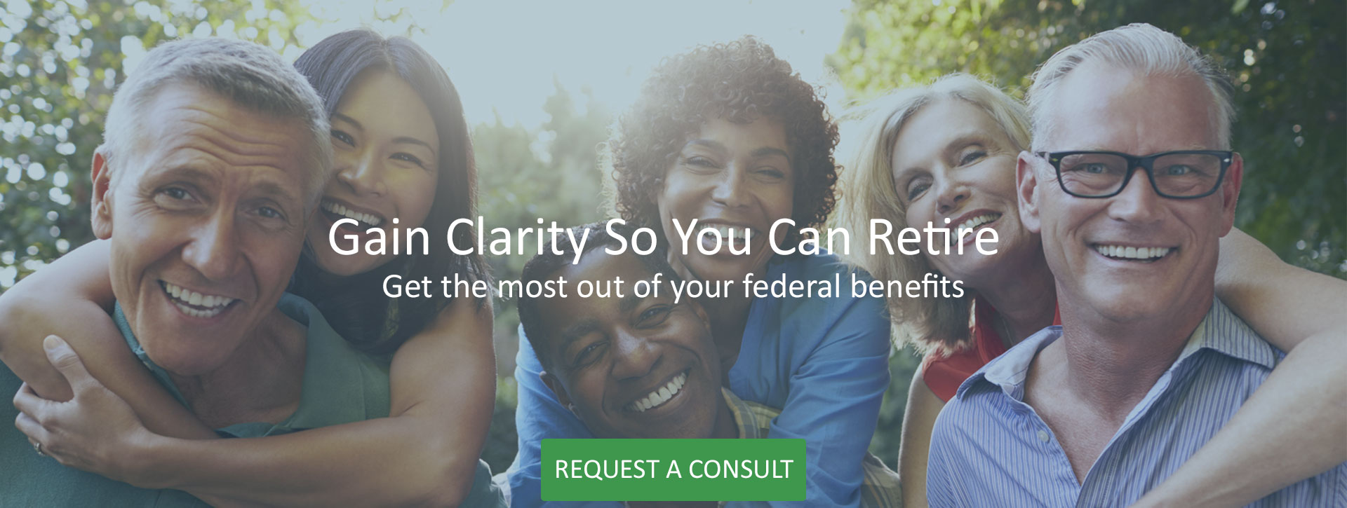 Gain clarity so you can retire