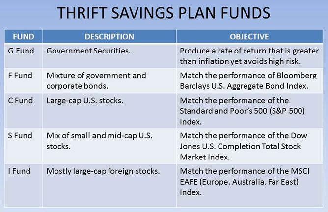 TSP 펀드