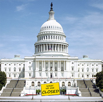 Government Shutdown Affect Federal Retirees