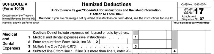 Form-1040-Schedule-A - Retirement Benefits InstituteRetirement